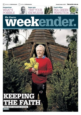 The Ballarat Courier Weekender - Keeping the Faith