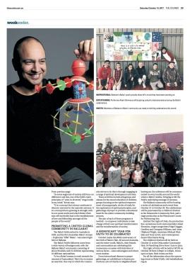 The Ballarat Courier Weekender - Page 3